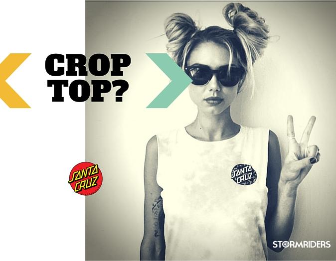 Shop Till You Crop!