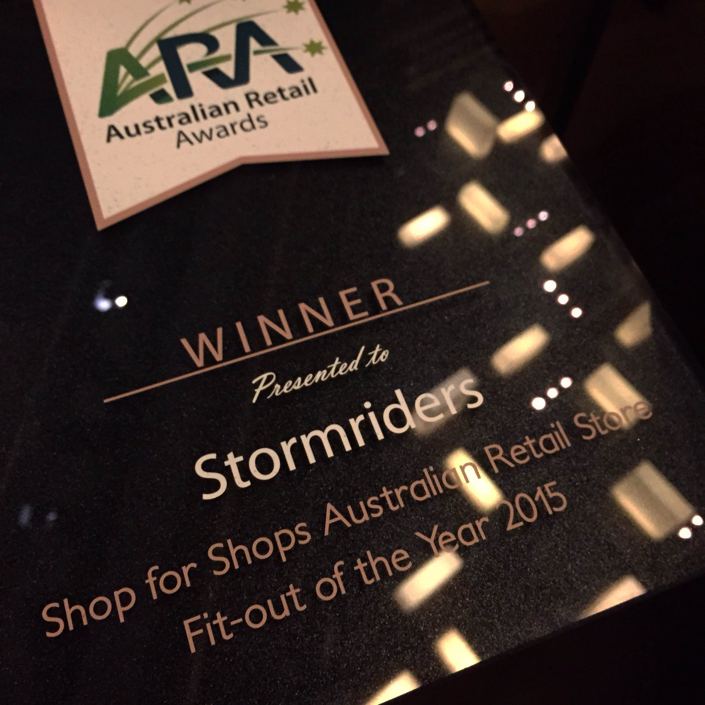 Saltwater Wine & Stormriders crowned best Independent Retailer