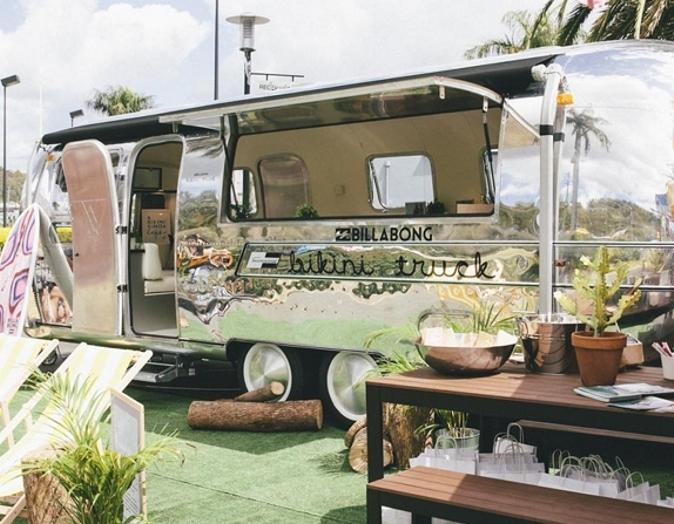The Billabong Bikini Truck is coming to Town Beach