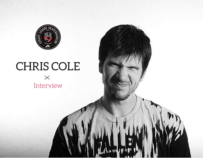 Chris Cole Interview: Street League Super Crown 2015
